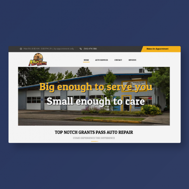 A Better Customer Experience – The Autosmith