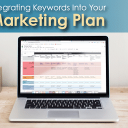 Integrating Keywords into your marketing plan
