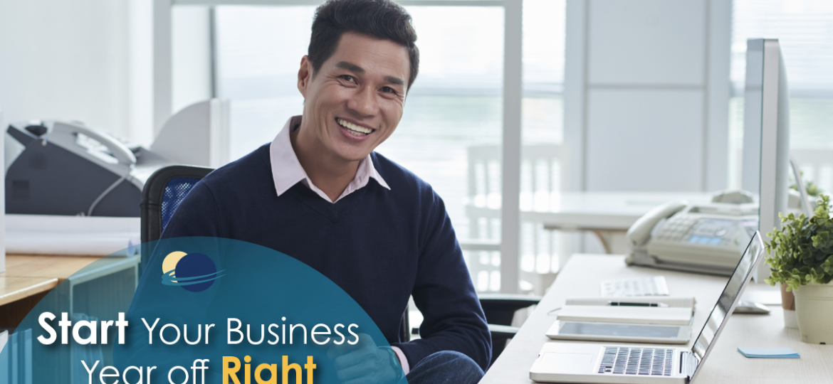 Start Your Business Year off right!