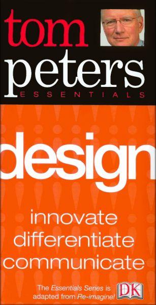 """Tom Peters Book """"Design"""""""