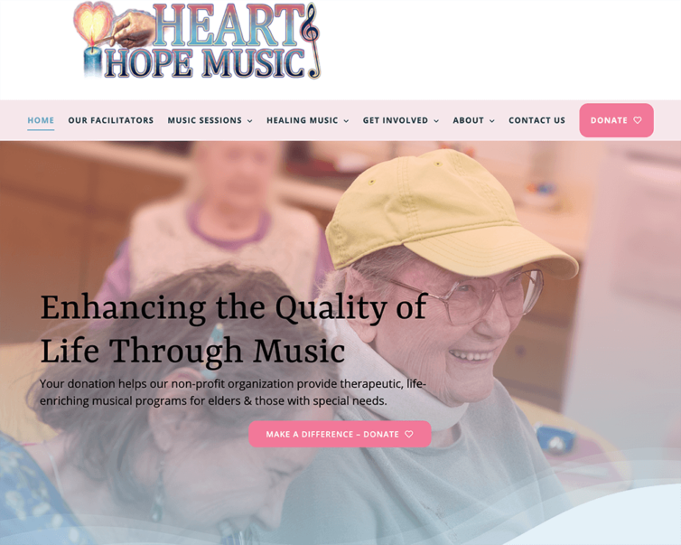 Online Booking – Heart & Hope Music Ministries