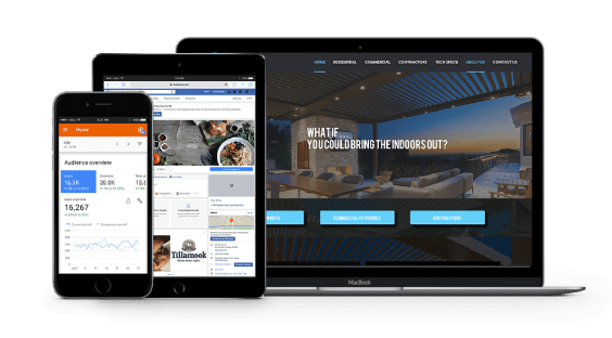 DBK Homepage Services -Home Page