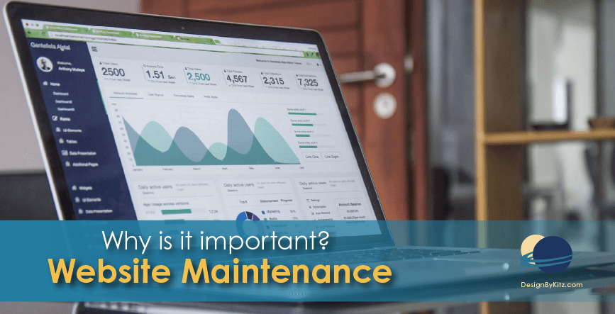 Why is it important: Website Maintenance