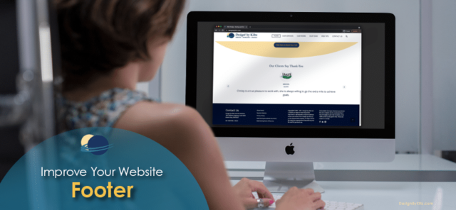Improving Your Website Footer
