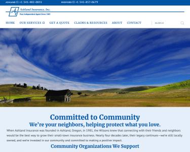 Ashland Insurance Inc
