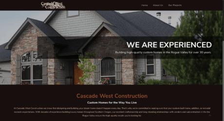 Cascade West Feature