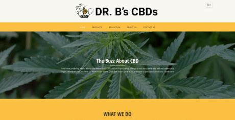 Dr. B's CBDs Feature Image