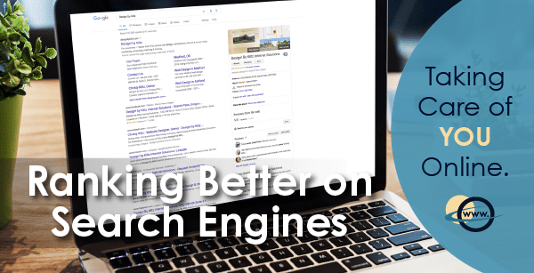Ranking Better On Search Engines