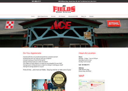 Fields Home Center