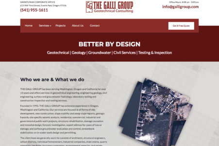 Galli Group feature