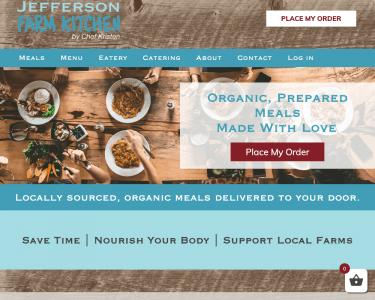 Jefferson Farm Kitchen