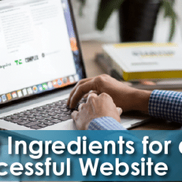 Secret Ingredients for successful websites
