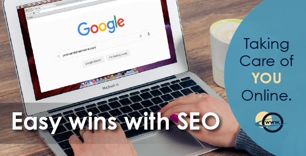 Easy Wins With SEO
