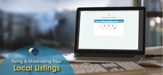 Fixing and maximizing local listings