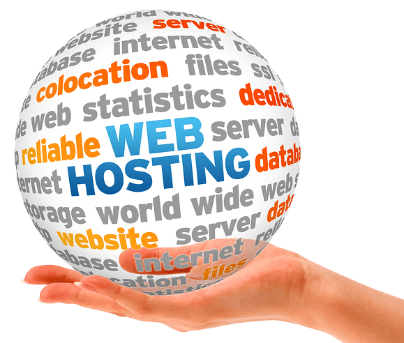 website hosting, security monitoring and website updates